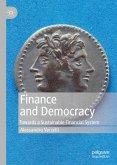 Finance and Democracy (eBook, PDF)
