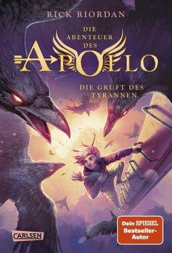 Die Gruft des Tyrannen / Die Abenteuer des Apollo Bd.4