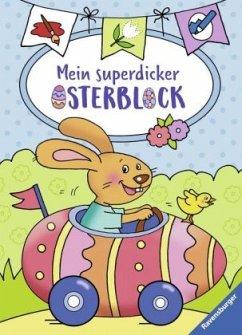 Mein superdicker Osterblock (Mängelexemplar)