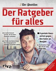 Der Ratgeber für alles (eBook, PDF) - Sichermann, Stefan