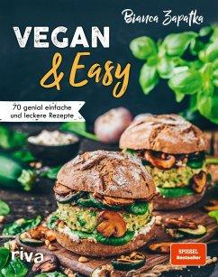 Vegan & Easy (eBook, PDF) - Zapatka, Bianca