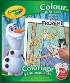 Crayola Frozen 2 - Color & Stickerbook