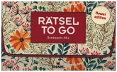 Rätsel to go Denksport-Mix: flower edition