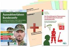 Auswahlverfahren und Einstellungstest Bundeswehr - alles in einem Paket - Guth, Kurt; Mery, Marcus; Mohr, Andreas