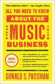 All You Need to Know About the Music Business (eBook, ePUB)