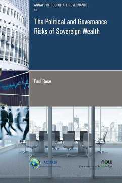 The Political and Governance Risks of Sovereign Wealth