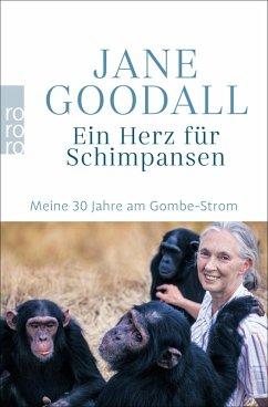 Ein Herz für Schimpansen (eBook, ePUB) - Goodall, Jane