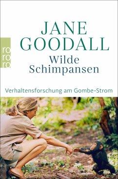 Wilde Schimpansen (eBook, ePUB) - Goodall, Jane