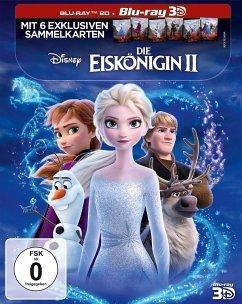 Die Eiskönigin 2, 3D Blu-ray