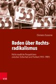 Reden über Rechtsradikalismus (eBook, PDF)