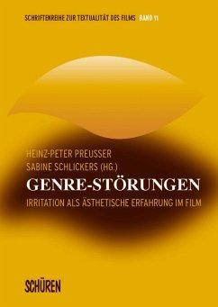 Genre-Störungen (eBook, PDF)