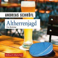 Altherrenjagd / Der Sanktus muss ermitteln Bd.2 (MP3-Download) - Schröfl, Andreas