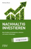 Nachhaltig investieren - simplified (eBook, PDF)