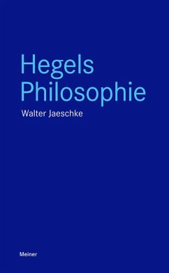 Hegels Philosophie (eBook, PDF) - Jaeschke, Walter