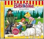 Die junge Schäferin / Bibi & Tina Bd.97 (Audio-CD)