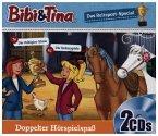 Bibi & Tina - Das Reitsport-Special, 2 Audio-CD