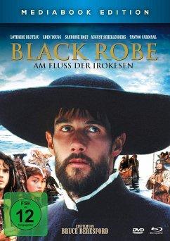 Black Robe - Am Fluss der Irokesen Mediabook - Black Robe Mediabook/Dvd+Bd