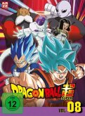 Dragon Ball Super - Episoden 113-131 - Box 8 DVD-Box