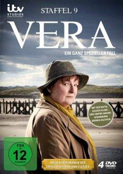 Vera: Ein ganz spezieller Fall - Staffel 9 DVD-Box - Vera