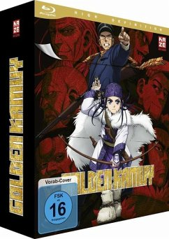 Golden Kamuy Limited Edition