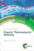 Organic Thermoelectric Materials (eBook, ePUB)