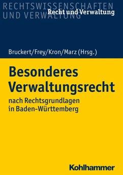 Besonderes Verwaltungsrecht (eBook, ePUB)