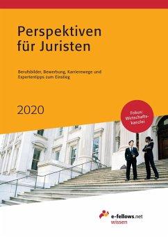 Perspektiven für Juristen 2020 (eBook, ePUB)