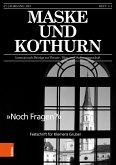 Maske und Kothurn 2019 Jg. 65, Heft 1-2