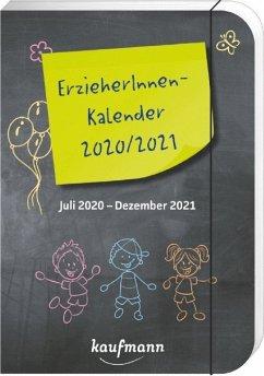 ErzieherInnenkalender 2020 / 2021 - Klein, Suse
