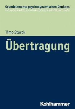 Übertragung - Storck, Timo