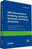 HGB-Jahresabschluss - Erstellung, prüferische Durchsicht und Prüfung 2019/20, m. Buch, m. Online-Zugang