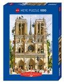 Vive Notre Dame! (Puzzle)