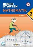 Durchstarten 2. Klasse - Mathematik Mittelschule/AHS - Lernhilfe