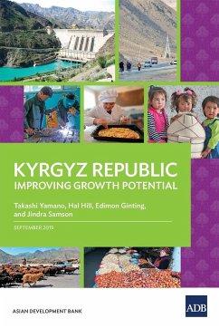 Kyrgyz Republic - Yamano, Takashi; Hill, Hal; Ginting, Edimon