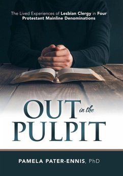 Out in the Pulpit - Pater-Ennis, Pamela