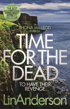 Time for the Dead - Anderson, Lin