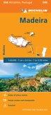 Madeira - Michelin Regional Map 594