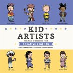 Kid Artists - Kid Legends - True Tales of Childhood From Creative Legends, Book 3 (Unabridged) (MP3-Download)