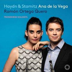 Haydn & Stamitz - De La Vega,Ana/Quero,Ramón Ortega/Trondheim Solois