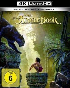 The Jungle Book - 2 Disc Bluray