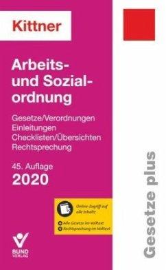 Arbeits- und Sozialordnung - Kittner