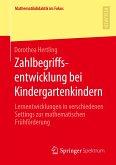 Zahlbegriffsentwicklung bei Kindergartenkindern