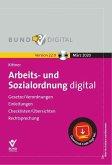 Arbeits- und Sozialordnung digital 22.0, DVD-ROM