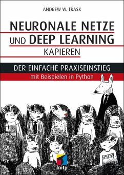 Neuronale Netze und Deep Learning kapieren (eBook, ePUB) - Trask, Andrew W.