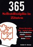 Selbstdisziplin in 365 Zitaten (eBook, ePUB)