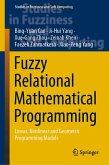 Fuzzy Relational Mathematical Programming (eBook, PDF)