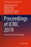 Proceedings of ICRIC 2019 (eBook, PDF)