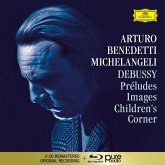 Debussy: Preludes,Images,Children'S Corner (Bra)