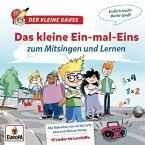 Das kleine Ein-mal-Eins zum Mitsingen und Lernen, 1 Audio-CD