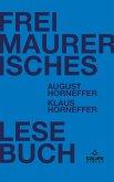 Freimaurerisches Lesebuch (eBook, ePUB)